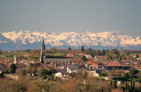 Le Lézard Bleu village St Clar