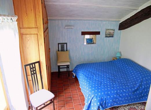 Le Lézard Bleu chambre Istanbul le lit